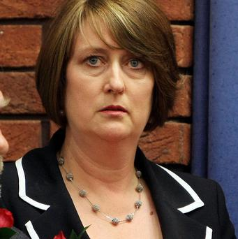 Former home secretary Jacqui Smith has lost her Redditch constituency