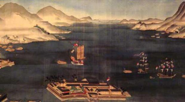 Japan's window on the world during the Edo period: the Dutch trading station at Dejima, Nagasaki