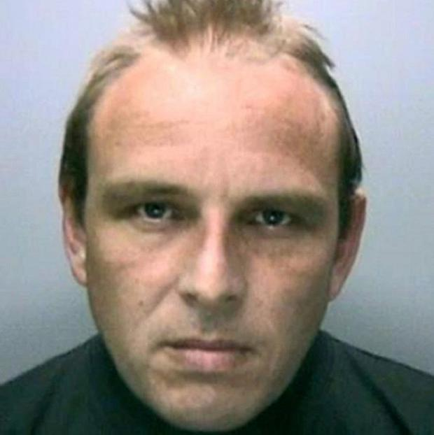 Sean Fitzgerald, 36, was jailed for life over a road rage murder