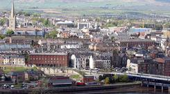 Derry - Londonderry is now one of the last four candidates for the UK City of Culture 2013