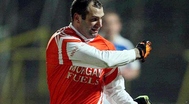 Armagh will be relying on Steven McDonnell to deliver the goods