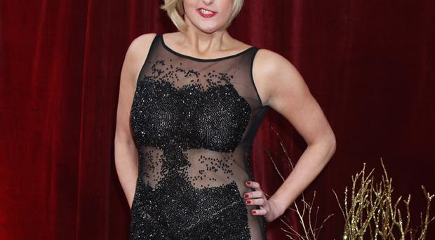 Actress Bronagh Waugh at the 2010 British Soap Awards held at the London Television Centre