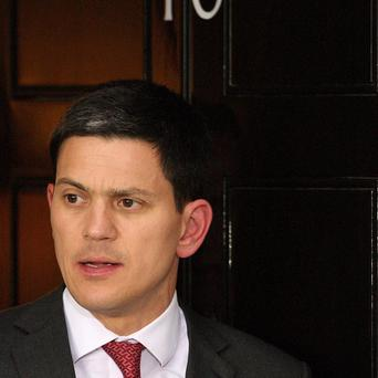 Foreign Secretary David Miliband is favourite to be new Labour leader