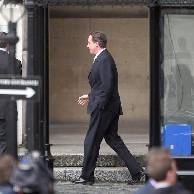 David Cameron's Conservative Party and Liberal Democrats are working on a deal