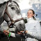 Preparations underway at the Balmoral Show as people get ready for 3 days of showjumping and cattle showing