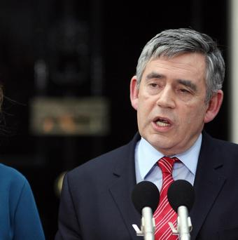 Gordon Brown has quit as Prime Minister