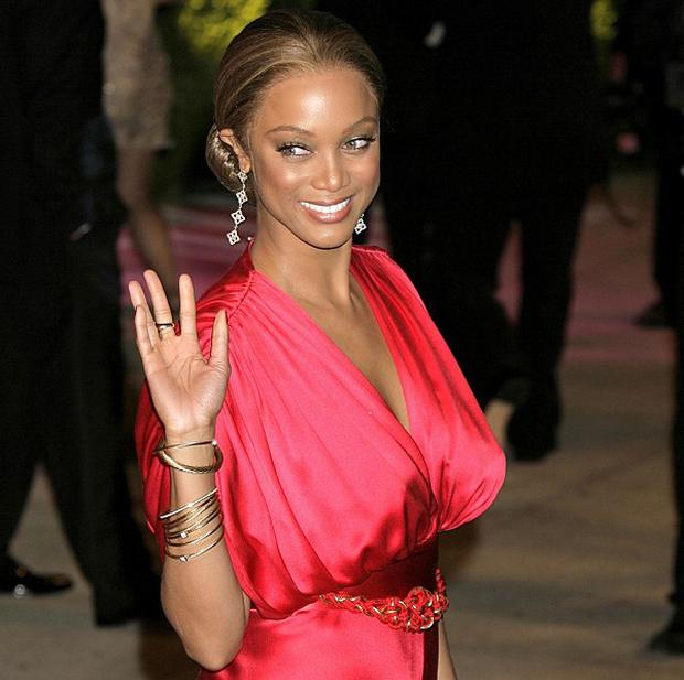 Tyra Banks is writing fantasy books for young people