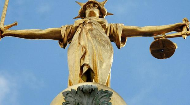 Two boys, aged 10 and 11, are on trial at the Old Bailey in London accused of raping an eight-year-old girl