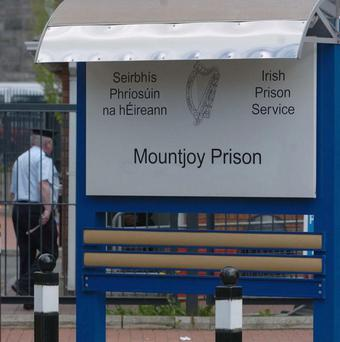 John Lonergan, governor of Mountjoy Prison, will retire next month