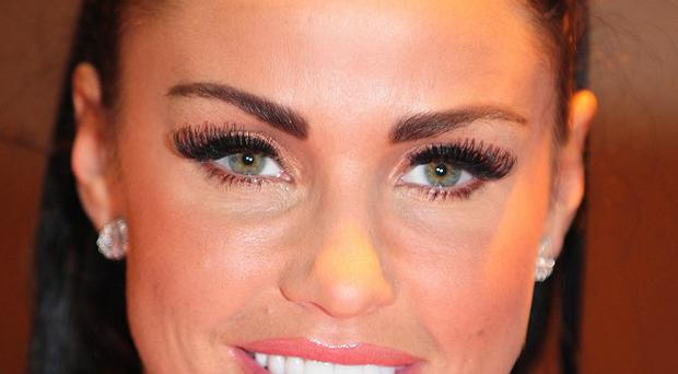 Katie Price is among the line-up at the Edinburgh Television Festival