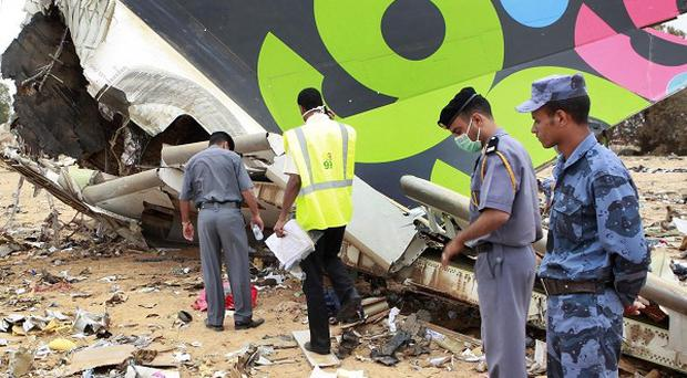 A Welsh woman has died in a plane crash in Libya (AP)
