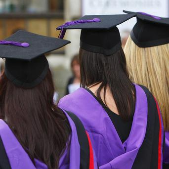 Universities are suggesting a rise in student loan rates