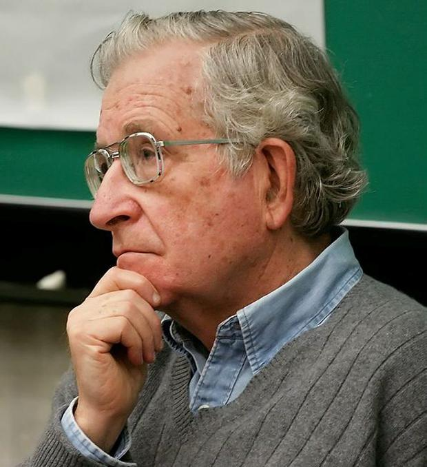 Noam Chomsky is one of America's most celebrated and controversial academics. The New York Times once referred to him as 'arguably the most important intellectual alive today'