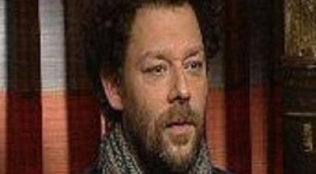 Richard Coyle plays a con artist in Going Postal