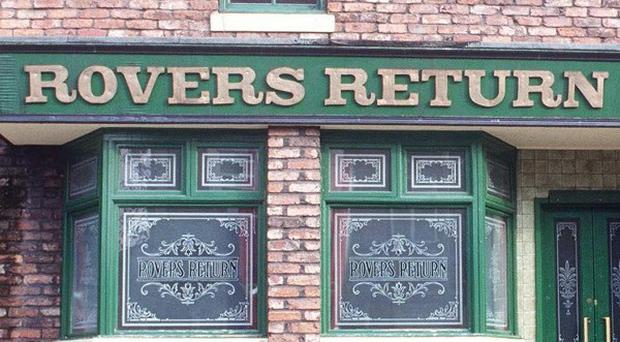 Coronation Street will move to a later time slot for a week