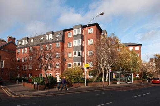 Oaklee Belgravia supported housing scheme