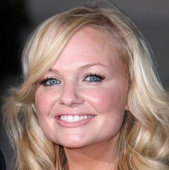 Emma Bunton says she's a big fan of Glee