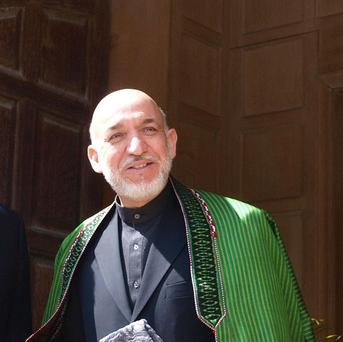 The Taliban snubs talks with Afganistan's President Hamid Karzai in the Maldives
