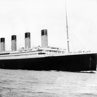 An Irish woman who died when the Titanic sank is finally getting a memorial stone on her US grave