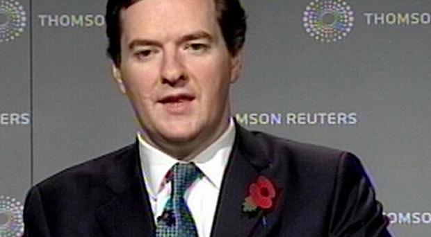 Chancellor George Osborne will announce the Government's first 6 billion pounds of public spending cuts