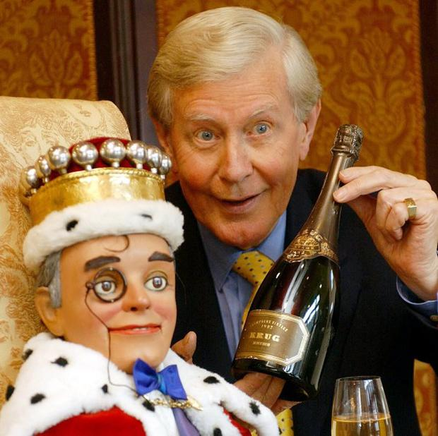 Lord Charles ventriloquist Ray Alan has died aged 79
