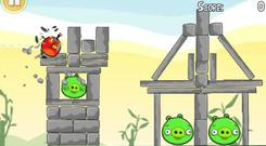 <b>ANGRY BIRDS £0.59</b><br/> It's birds vs pigs in this physics-based castledemolition game.