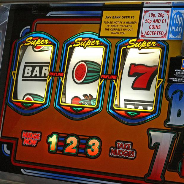 A man who won a slot machine jackpot had to forfeit the winnings because he was under a voluntary ban from casinos