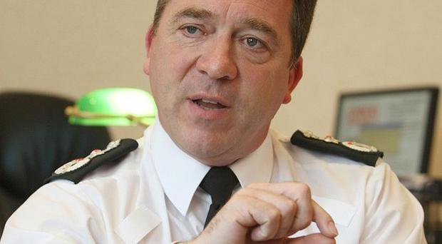 Police chief constable Matt Baggott has been ordered to disclose controversial reports