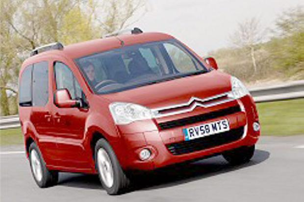 Citroen Berlingo Multispace 7 Seat
