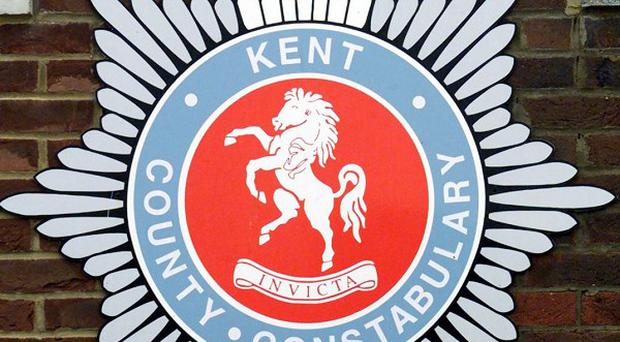 Kent Police are investigating after a body was spotted four miles off the coast of Whitstable