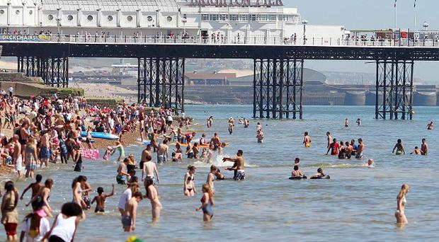 Popular UK beaches are likely to fail tougher new EU standards being introduced in 2015