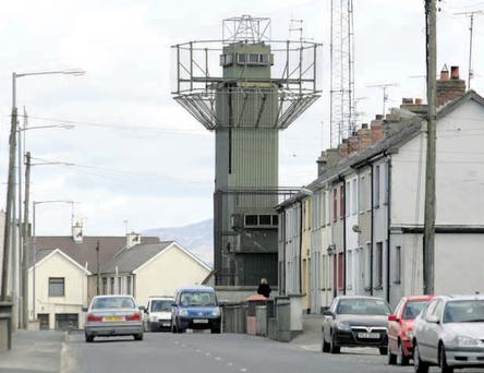 Crossmaglen: Chief Constable Matt Baggott visited last month on a 'fact-finding mission'