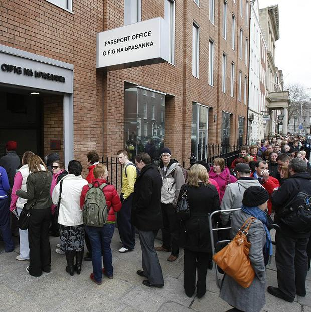 Passport office workers are to vote on a deal to clear the backlog of applications