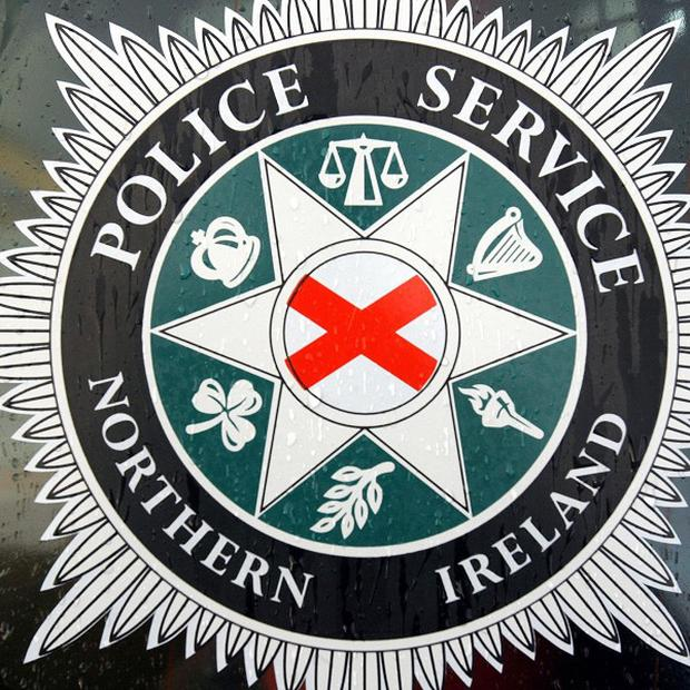The Police Service of Northern Ireland said there were no reports of injuries
