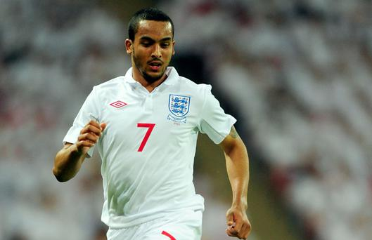 Theo Walcott will not be part of England's World Cup squad for South Africa