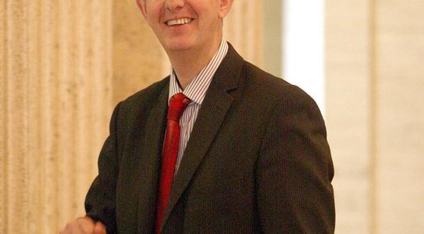 Environment Minister Edwin Poots