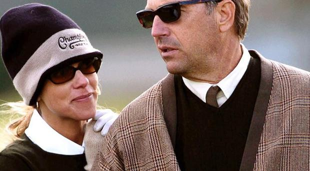 Kevin Costner and wife Christine have welcomed their third baby