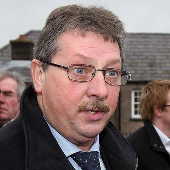 Sammy Wilson warned that Northern Ireland faces tough economic cuts