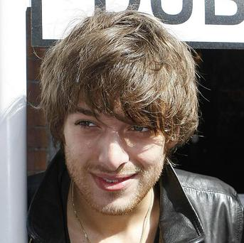 Paolo Nutini played a gig to launch the celebrations for Arthur's Day