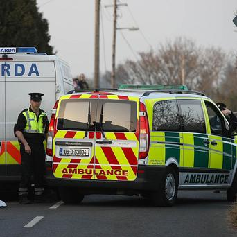 An investigation aims to find out how a paramedic fell from an ambulance and died