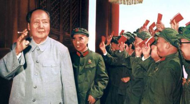 Genuine evil, or ordinary wickedness? Chairman Mao with the Red Guards