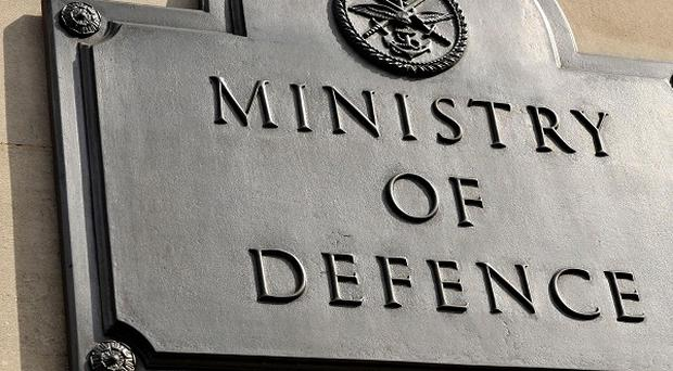 The Ministry of Defence has named two soldiers killed in a firefight