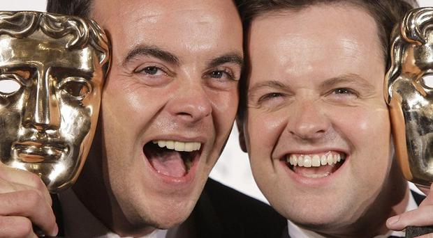Ant and Dec won their first Bafta