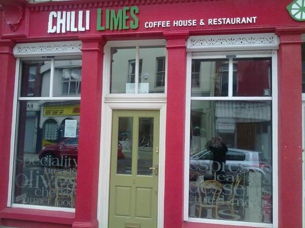 GENEROUS: Chilli Limes in Lisburn