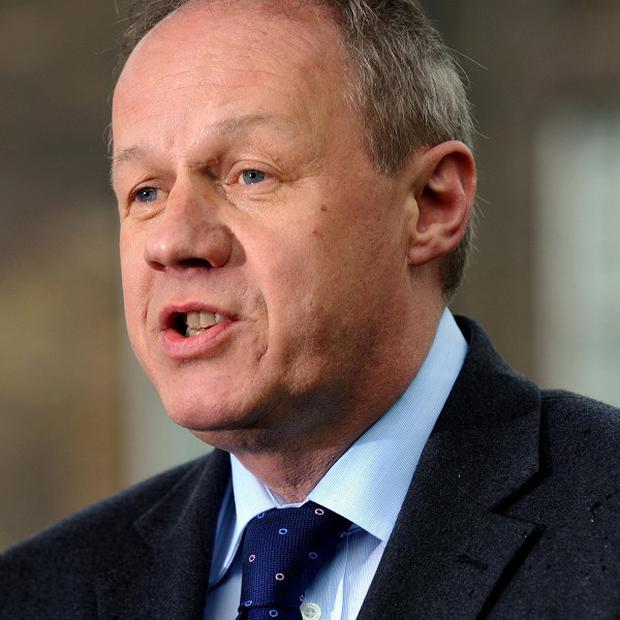 Tory immigration spokesman Damian Green said the Government was working with Unicef over immigration.