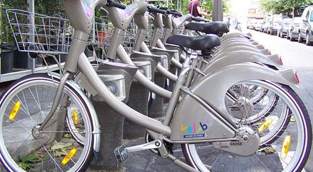 Transport Minister Conor Murphy has said that a bike hire scheme could be on its way to Belfast