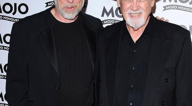 Richard Thompson and Duane Eddy have been given recognition at the Mojo Honours