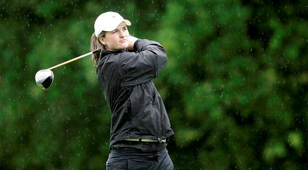 At the age of 22 Danielle McVeigh will be the elder stateswoman on the Great Britain and Ireland Curtis Cup team