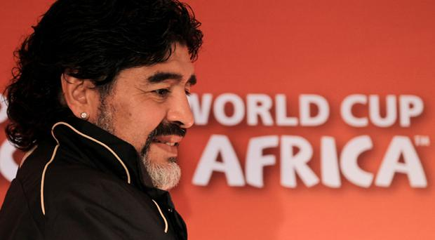 <b>Diego Maradona</b><br /> You never know what you are going to get with Maradona which is exactly why you watch him. If the TV companies are smart, they'll devote a corner of the screen to Maradona's antics on the bench when Argentina are on the box. His team have the potential to win it or, like their manager has done so many times, self destruct. Whatever, Argentina are going to be explosive to watch.
