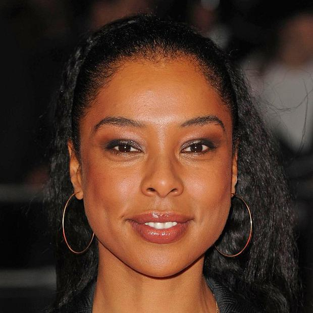 Sophie Okonedo said she was thrilled with her honour